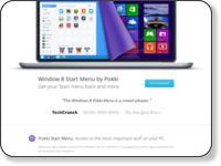 【ITサービス】よく使うWebサービスをタクスバーからアクセスできる「Pokki(ポッキ)」が超便利