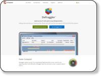 【ITサービス】総合デフラグソフト「Defraggler(デフラグラー)」の使用方法
