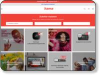 http://www.hama.de/