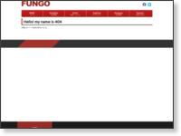 http://fungo.in/daichi_nogawa.html