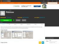 SourceForge.net: ffdshow