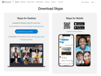 Skype for Your Mobile