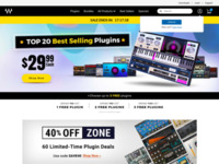 Audio Plugins for Mixing, Mastering & Recording | Waves