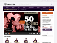 50 Jazz-Blues Licks You MUST Know - David Hamburger - TrueFire