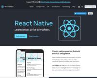 新しいハイブリッドアプリケーションのフレームワーク「React Native」をFacebookが公開。React.jsの書き方でOSネイティブのUIを利用可能