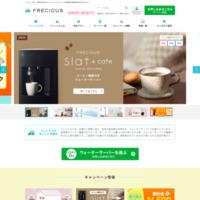 富士山の恵みから生まれた天然水【フレシャス】 - 公式サイト