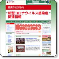 http://www.city.ojiya.niigata.jp/