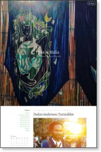 http://maliamovement.wordpress.com/2012/02/29/mini-interview-with-dedan-anderson/