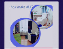 hair&make room AUG