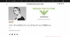 ジミーチュウがロンドンメンズコレクションで初のショー | Fashionsnap.com