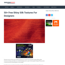 50+ Free Shiny Silk Textures For Designers