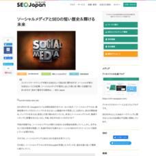 ソーシャルメディアとSEOの短い歴史&輝ける未来