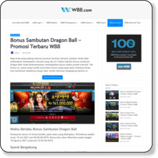 Bonus Sambutan Dragon Ball – Promosi Terbaru W88