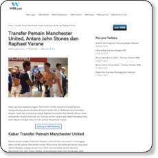 Transfer Pemain Manchester United, Antara John Stones dan Raphael Varane