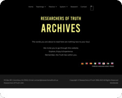 http://researchersoftruth.org/