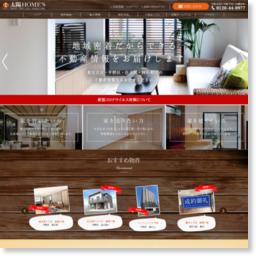 東住吉区の新築一戸建て|太陽ホームズ/参考スクリーンショット [ HeartRails Capture ] http://www.heartrails.com/
