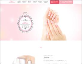 Nail&Eyelash Salon Shine