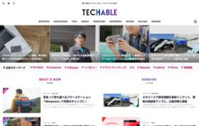 Techableの媒体資料