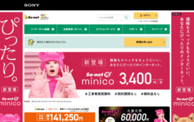 So-netValueMailの媒体資料