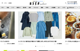 ESSEonlineの媒体資料