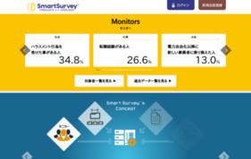 アンケート型プロモーション「スマートサーベイ」の媒体資料