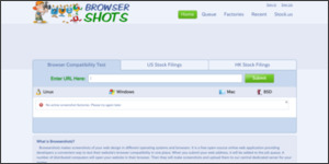 http://browsershots.org/