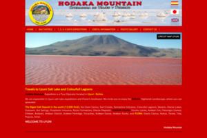 HODAKA MOUNTAIN - OPERADORA DE VIAJES Y TURISMO