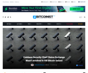 Coinbase Claims Exchange Wasn't Involved In FBI Bitcoin Seized