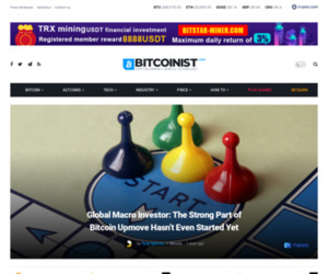 Macro Investor: The Strong Part of Bitcoin Upmove Hasn't Even Started