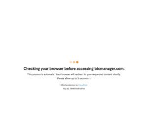 Bitcoin and Ether Market Update February 25, 2021 | BTCMANAGER