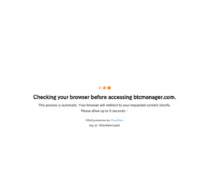 Goldman Sachs COO Says Institutional Demand for Bitcoin (BTC) is Rising | BTCMANAGER
