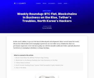 https://coinclarity.com/weekly-roundup-10-22-18/