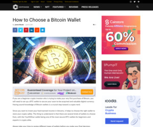 How to Choose a Bitcoin Wallet • CryptoMode