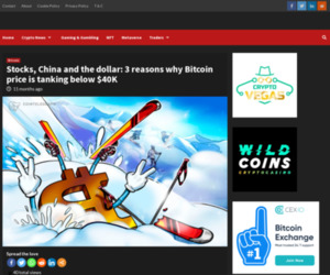 Why is Bitcoin Price Growing Slower and Slower? - CryptoNewsPipe.com
