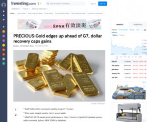 https://in.investing.com/news/commodities-news/preciousgold-edges-up-ahead-of-g7-but-dollar-recovery-caps-gains-1203877