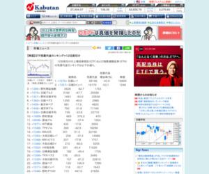 ETF売買代金ランキング=12日前引け | 市況 - 株探ニュース