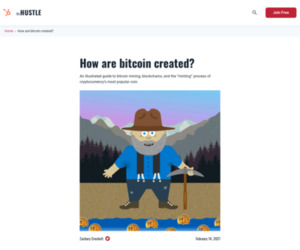 An illustrated guide to bitcoin mining and the blockchain