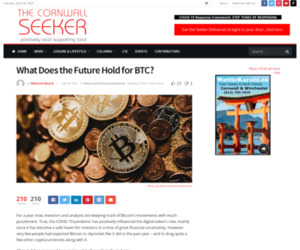 What Does the Future Hold for BTC? - The Seeker Newspaper Cornwall