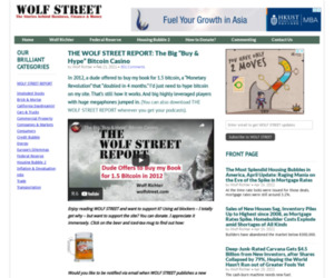 """THE WOLF STREET REPORT: The Big """"Buy & Hype"""" Bitcoin Casino 