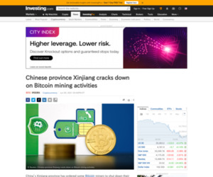 https://www.investing.com/news/cryptocurrency-news/chinese-province-xinjiang-cracks-down-on-bitcoin-mining-activities-2528096