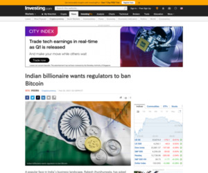 https://www.investing.com/news/cryptocurrency-news/indian-billionaire-wants-regulators-to-ban-bitcoin-2428800
