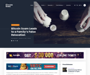 Bitcoin Scam Leads to a Family's False Relocation | Live Bitcoin News