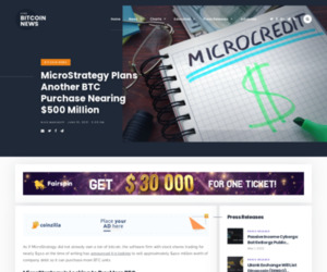MicroStrategy Plans Another BTC Purchase Nearing $500 Million   Live Bitcoin News