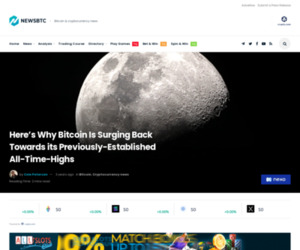Here's Why Bitcoin Is Surging Back Towards its Previously-Established All-Time-Highs | NewsBTC
