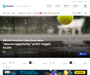 """Bitcoin Investors May Soon Have """"Massive Opportunity"""" as BTC Targets $4,200"""