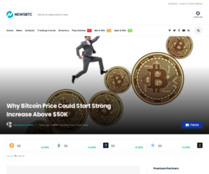 Why Bitcoin Price Could Start Strong Increase Above $50K