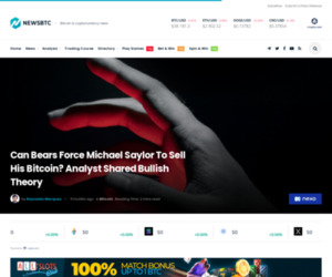 Can Bears Force Saylor To Sell His Bitcoin? Analyst Shared Theory