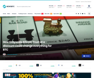How Grayscale Bitcoin Trust at discount could change BTC