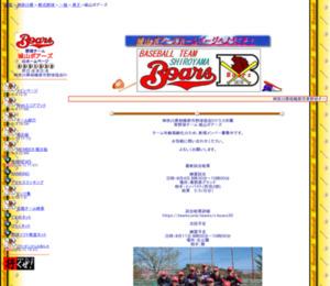ボアーズホームページ
