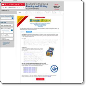 http://teacher.scholastic.com/products/classroombooks/brainbank.htm